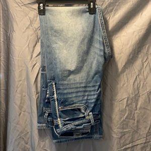 NWOT BKE TYLER Straight Jeans